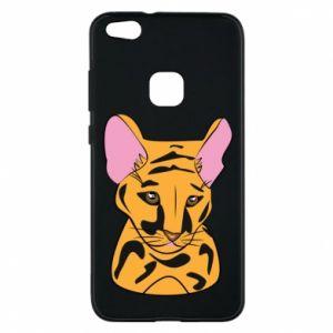 Etui na Huawei P10 Lite Mały tygrys - PrintSalon