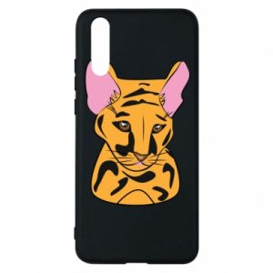 Etui na Huawei P20 Mały tygrys - PrintSalon