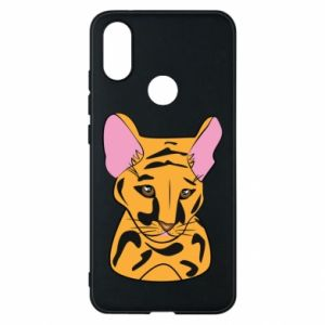 Etui na Xiaomi Mi A2 Mały tygrys - PrintSalon