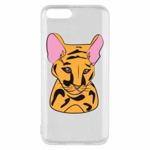 Etui na Xiaomi Mi6 Mały tygrys - PrintSalon
