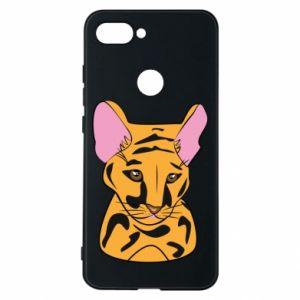 Etui na Xiaomi Mi8 Lite Mały tygrys - PrintSalon