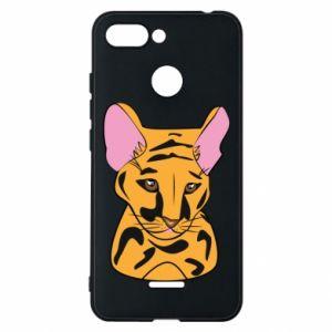 Etui na Xiaomi Redmi 6 Mały tygrys