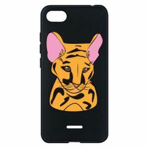 Etui na Xiaomi Redmi 6A Mały tygrys