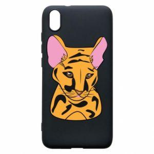 Etui na Xiaomi Redmi 7A Mały tygrys