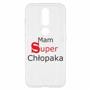 Etui na Nokia 4.2 Mam Super Chłopaka