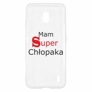 Etui na Nokia 2.2 Mam Super Chłopaka