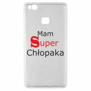 Etui na Huawei P9 Lite Mam Super Chłopaka