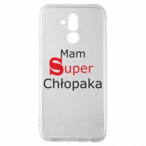 Etui na Huawei Mate 20 Lite Mam Super Chłopaka