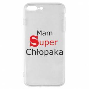 Phone case for iPhone 8 Plus I have a Super Boy - PrintSalon