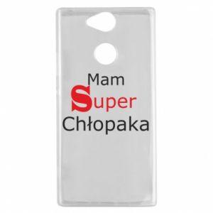 Etui na Sony Xperia XA2 Mam Super Chłopaka