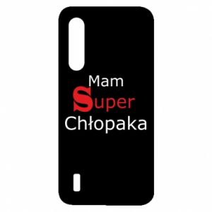 Etui na Xiaomi Mi9 Lite Mam Super Chłopaka