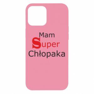 Etui na iPhone 12 Pro Max Mam Super Chłopaka