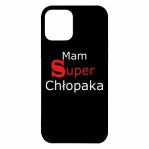 Etui na iPhone 12/12 Pro Mam Super Chłopaka