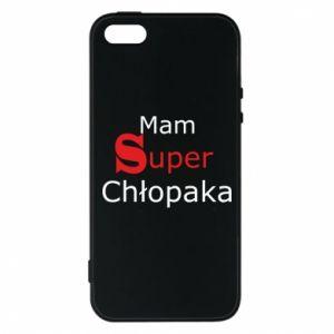 Phone case for iPhone 5/5S/SE I have a Super Boy - PrintSalon