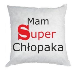 Pillow I have a Super Boy - PrintSalon