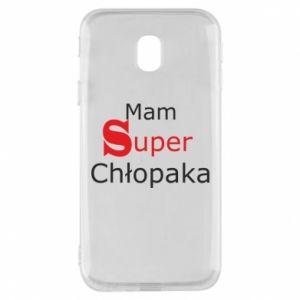 Phone case for Samsung J3 2017 I have a Super Boy - PrintSalon