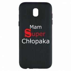Phone case for Samsung J5 2017 I have a Super Boy - PrintSalon