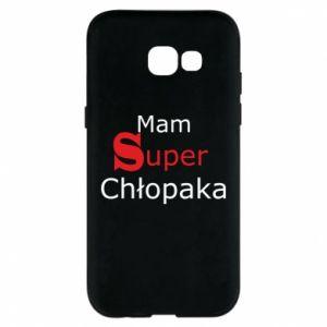 Phone case for Samsung A5 2017 I have a Super Boy - PrintSalon