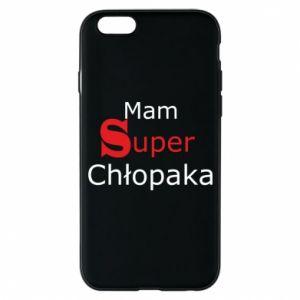 Phone case for iPhone 6/6S I have a Super Boy - PrintSalon
