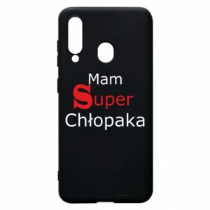 Phone case for Samsung A60 I have a Super Boy - PrintSalon