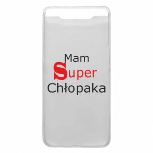 Phone case for Samsung A80 I have a Super Boy - PrintSalon