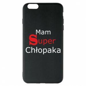 Phone case for iPhone 6 Plus/6S Plus I have a Super Boy - PrintSalon