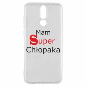 Phone case for Huawei Mate 10 Lite I have a Super Boy - PrintSalon