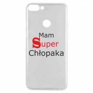 Phone case for Huawei P Smart I have a Super Boy - PrintSalon