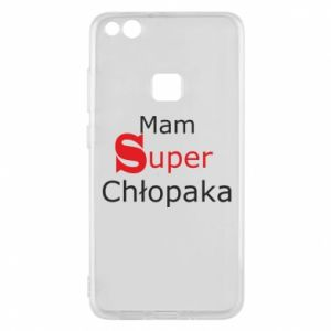 Phone case for Huawei P10 Lite I have a Super Boy - PrintSalon