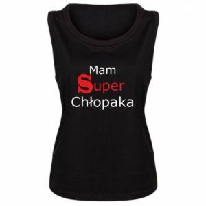 Women's t-shirt I have a Super Boy - PrintSalon