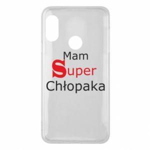 Phone case for Mi A2 Lite I have a Super Boy - PrintSalon