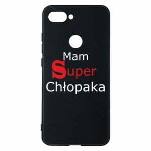 Phone case for Xiaomi Mi8 Lite I have a Super Boy - PrintSalon