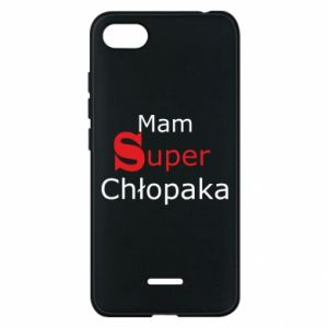 Phone case for Xiaomi Redmi 6A I have a Super Boy - PrintSalon