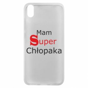 Phone case for Xiaomi Redmi 7A I have a Super Boy - PrintSalon
