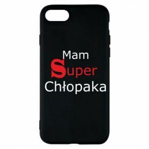 Phone case for iPhone 7 I have a Super Boy - PrintSalon