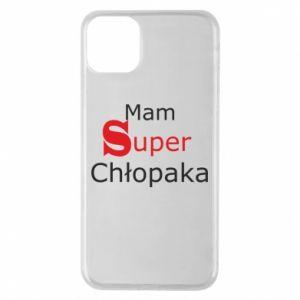 Etui na iPhone 11 Pro Max Mam Super Chłopaka