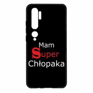 Etui na Xiaomi Mi Note 10 Mam Super Chłopaka