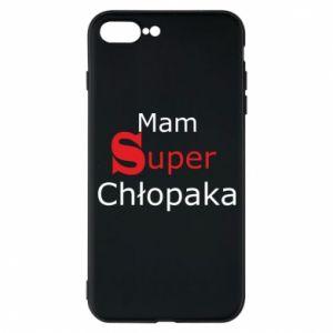 Phone case for iPhone 7 Plus I have a Super Boy - PrintSalon