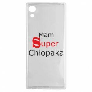 Etui na Sony Xperia XA1 Mam Super Chłopaka
