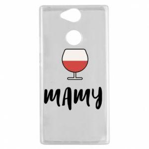 Etui na Sony Xperia XA2 Mama i wino