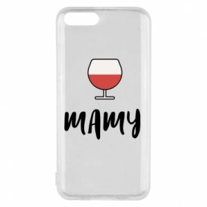 Phone case for Xiaomi Mi6 Mommy and wine