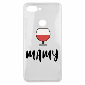 Phone case for Xiaomi Mi8 Lite Mommy and wine