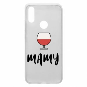 Phone case for Xiaomi Redmi 7 Mommy and wine