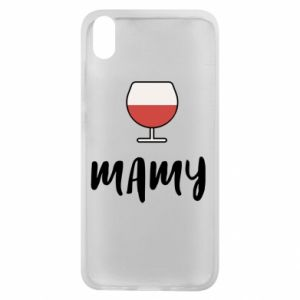 Phone case for Xiaomi Redmi 7A Mommy and wine