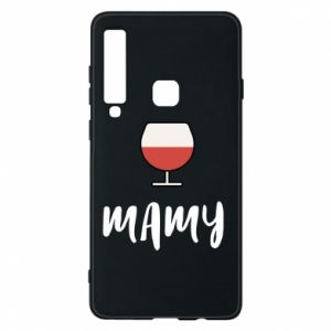 Phone case for Samsung A9 2018 Mommy and wine