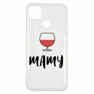 Xiaomi Redmi 9c Case Mommy and wine
