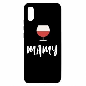 Xiaomi Redmi 9a Case Mommy and wine