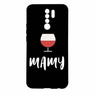 Etui na Xiaomi Redmi 9 Mama i wino