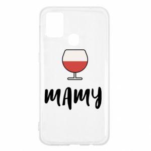 Etui na Samsung M31 Mama i wino