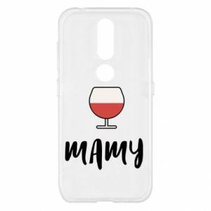 Etui na Nokia 4.2 Mama i wino